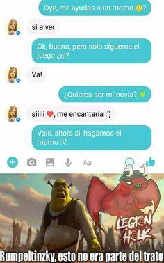 meme sad :,v Really Funny Memes, Stupid Memes, Haha Funny, Funny Jokes, Hilarious, Best Memes, Dankest Memes, Funny Conversations, Mexican Memes