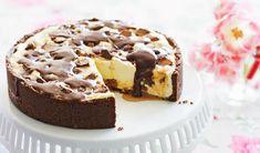 Mars Bars cheesecake