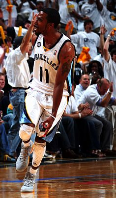 NBA Memphis Grizzlies Strideline Player Crew Socks Mike Conley JR. Mike Conley JR