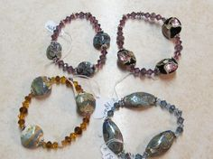 Bling using crystals and beads/ SOLD!