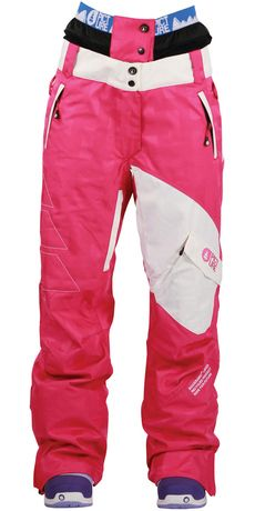 Picture Women's Pulp Pants i wold love these even more if they were in black