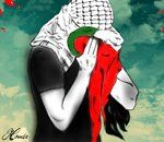 """""""This is for Palestine, Ramallah, West Bank, Gaza,  This is for the child that is searching for an answer,  I wish I could take your tears and replace them with laughter,  Long live Palestine, Long live Gaza!!"""""""