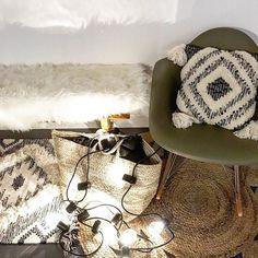 Le fauteuil RAR Swing kaki chez @boho_twins! Merci pour cette superbe photo on adore! #bohohome #rar #home #homesweethome #madecoamoi #madecoboho