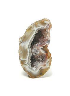 Agate Geode Druzy Drusy Crystal Cave Ocho Occo by FenderMinerals,