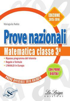 Prove nazionali matematica INVALSI 2015 - 2016 www.elilaspigaedizioni.it