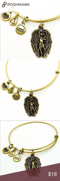 Alex and Ani Guardian of Strength EWB, RG New with no tags!!                                                        Pictures by me!! Alex & Ani Jewelry Bracelets