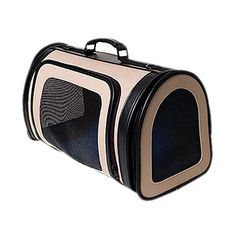 I pinned this Coco Pet Carrier in Tan from the Creature Comforts event at Joss and Main!