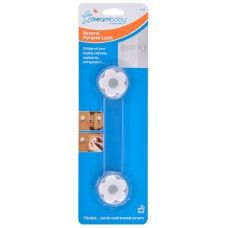 Dreambaby General Purpose Latch will help prevent children from accessing cupboards, cabinets, refrigerators, appliances and toilets.