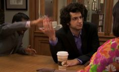 Jean-Ralphio is the new Spider-Man; Entertainment 720 now superhero base of operations John Ralphio, The New Spiderman, Latest Movie Trailers, Love Jeans, Parks N Rec, College Humor, Feeling Lonely, Tom Hanks, The Simpsons