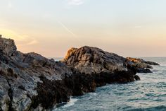 New free stock photo of sea dawn nature