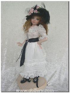 Karen Blandford Collectible Dolls