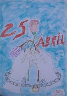 25 DE ABRIL DE 2009 Movie Posters, Watercolour Paintings, Water Colors, Poster, April 25, Film Poster, Film Posters
