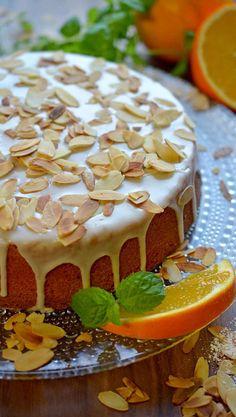 Appelsiinikakku – katso takuuvarma resepti! | Maku