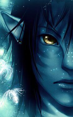 Avatar - Na'vi OC by AikaXx