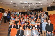 Łukasz wystąpił na III Konferencji Biegów Wielkopolskich, gdzie mówił o wykorzystaniu Facebooka do promocji imprezy biegowej.