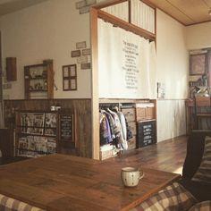 noroさんの、Lounge,DIY,賃貸でも楽しく♪についての部屋写真