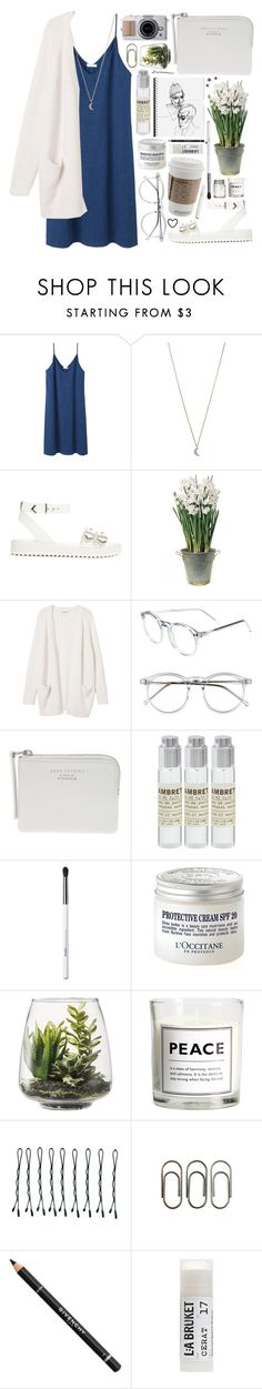 """""""Outfit 195"""" by holass ❤ liked on Polyvore featuring 6397, Minor Obsessions, Shellys, BULB, Monki, Wildfox, Acne Studios, Le Labo, Obsessive Compulsive Cosmetics and L'Occitane"""