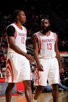 Have Dwight Howard & James Harden become the pair that will skyrocket the Houston Rockets to the top of the field? We will see if these 2 superstars can dominate the field like last year and take the Rockets to the Finals. Tickets available now. First home game October 9th!