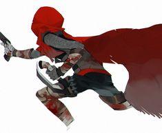 Lobotomy corporation Rwby, Fantasy Art, Character Design, Superhero, Warriors, Design Ideas, Games, Random, Drawings