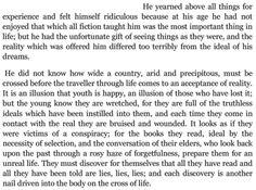 """William Somerset Maugham, """"Of Human Bondage"""""""