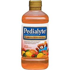 Pedialyte may help cure a hangover. | 16 Baby Products That Are Amazing For Adults