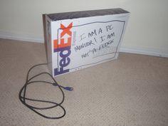 Ghetto Style: FedEx Furniture Makes FedEx Furious! | You think, We ...