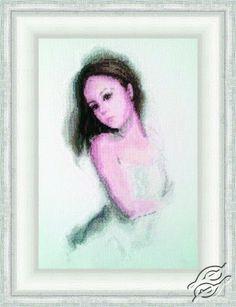 Ballet Dancer - Cross Stitch Kits by Alisena - 996