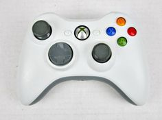 Xbox 360 Wireless Controller Cleaned and Tested #Microsoft