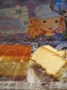 O Sabores de Beth - Os Sabores da Beth: Flan de Queijo e Leite condensado Philadelphia / Philadelphia Flan de queijo e leite condensado