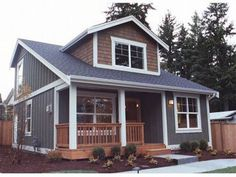 Vacation House Plan Photo, 035H-0001