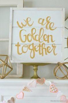 50th wedding anniversary ideas