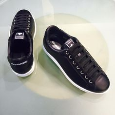 Santa Monica sneakers - Black Dsquared2 yqmPpbExYH