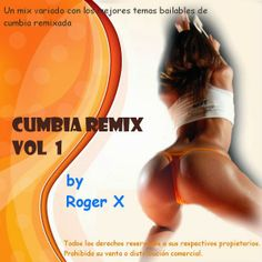 descargar Cumbia Remix Vol. 1 - Para no parar de bailar - descargar pack de musica remix gratis