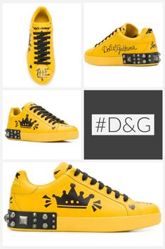 7e97f5a291 Dolce & Gabbana's latest Portofino sneaker speaks to the sartorial  shopper with its sophisticated streamlined