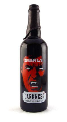 Surly Darkness beer