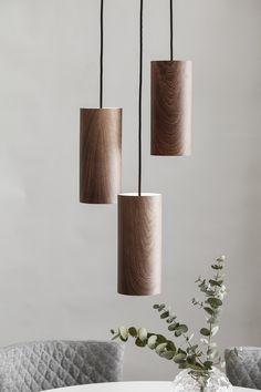 Gothia from Markslöjd Ceiling Lights, Lighting, Pendant, Wood, Inspiration, Home Decor, Autumn, Metal, Biblical Inspiration
