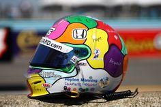 Dan Wheldon - Indycar Watkins Glen 2010