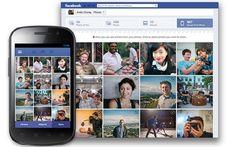 Nueva característica de Facebook:  sincroniza las fotos que tomas desde tu  Android hacia la cuenta de #Facebook  #redessociales #photosharing