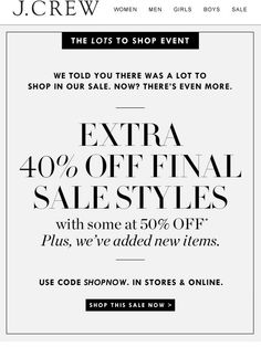 Added to sale: more new sweaters, pants, shirts, coats... - J.Crew