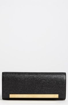 Saint Laurent 'Lutetia - Palmellato' Leather Clutch available at #Nordstrom