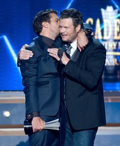 Best moment of the ACMs - more chemistry than anything ever between Blake and Lambert