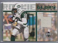 2002 Upper Deck Football Curtis Martin Rookie Glory Jersey Card # RGJ-CM -- Awesome products selected by Anna Churchill