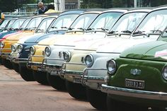 All dressed up... now where to go?  Home with you maybe ;-) #tastetherainbow #fiat