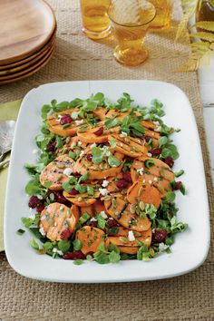 The Ultimate Sweet Potato Sides for Thanksgiving: Grilled Sweet Potato-Poblano Salad