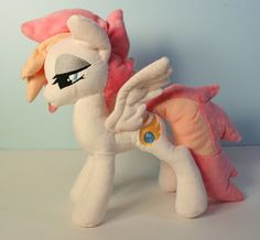 Flame Blitzer Plushie by Yukamina-Plushies on DeviantArt