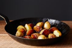 The Best Pan Roasted Potatoes, a recipe on Food52