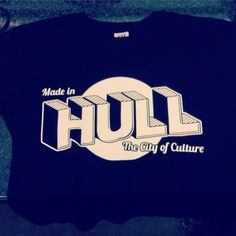 Hull City of Culture T-Shirts!