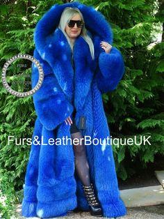 Long Hoodie, Long Sleeve Sweater, Kilt Skirt, Fox Fabric, Fox Fur Coat, Fur Coats, Fur Collar Jacket, Swing Coats, Collar Styles