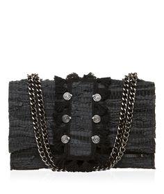 Black Leather Large New Yorker Kooreloo 295