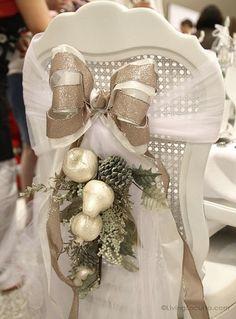 L'idée déco du samedi : des décors de Noël pour vos chaises